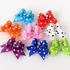 wholesale hair bows wholesale pet supplies product handmade dog accessories hair bows