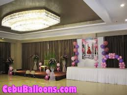 mandarin plaza hotel cebu balloons and party supplies