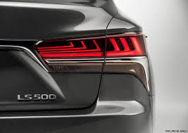 2018 lexus ls500 debuts all new flagship with 4 5s turbo 10 speed