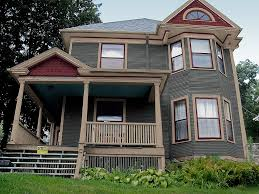 Victorian Farmhouse Style Exterior Paint Colors