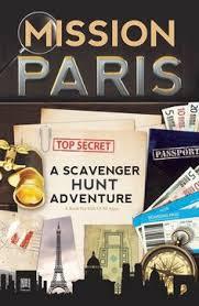 Armchair Treasure Hunt Books Paris Scavenger Hunt France Paris France And Wanderlust