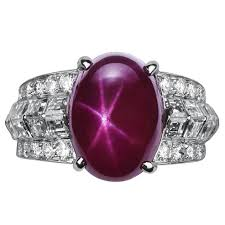 star ruby rings images Cartier 10 86 carat burma no heat star ruby diamond platinum ring jpg