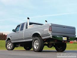 Ford F250 Truck Mirrors - a 1995 ford f 250 that u0027s anything but ordinary diesel power magazine