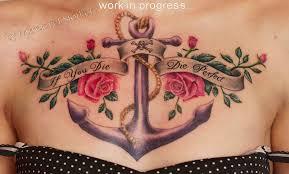 anchor with roses by mirek vel stotker stotker flickr