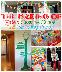 elmo birthday party ideas the of kate s sesame birthday party