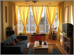 Large Window Curtain Ideas Designs Window Treatment For Wide Windows Window Treatments For Wide