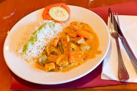cuisine thailandaise recette recette tofu au curry thaï