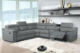 Cozy Sectional Sofas by Recliners Superb Leather Sectional Sofa Recliner For House