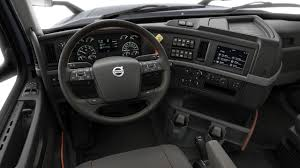 new volvo vnr semi truck interior design volvo trucks usa