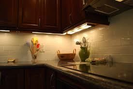 Undercounter Kitchen Lighting Cabinet Lights Led Lighting Puts The Spotlight On Kitchen
