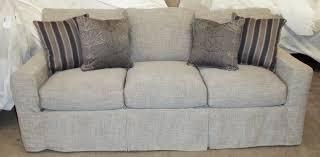 Sure Fit Cotton Duck T Cushion Sofa Slipcover by Sure Fit T Cushion Sofa Slipcover Images Sure Fit Lexington T