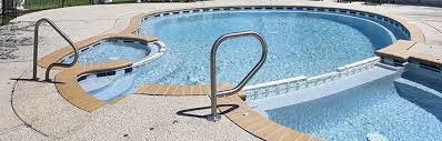 Swimming Pool Handrails Pool Handrail Installation Repairs Peoria Az