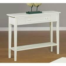 Sofa Table Desk by Extra Tall Console Table Wayfair