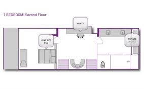 Cosmopolitan Terrace One Bedroom Cosmopolitan Rooms U0026 Suites
