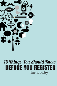 register for baby shower 10 things you should before you register for baby