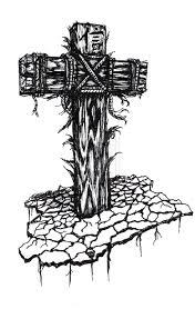 wooden cross sle cross wooden cross