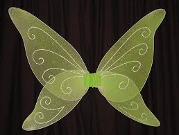 Halloween Costume Fairy Wings Fairy Wings Halloween Costume Tinkerbell Fae Lotr Gothic Glitter