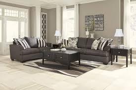 Nolana Charcoal Sofa by Charcoal Sofa Living Room Regarding Property Tatianaleshkina Com