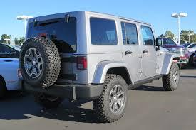 chrysler jeep wrangler new 2017 jeep wrangler jk unlimited rubicon 4d sport utility in