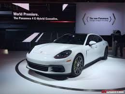 new porsche electric top ten new cars at la auto show 2016 gtspirit