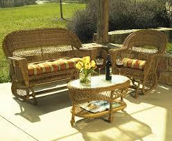Wicker Patio Chair by Wicker Porch Furniture Wicker Paradise