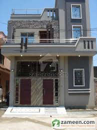 5 marla corner brand new double unit luxury house for sale in 85