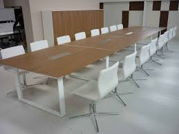 Oak Boardroom Table Cool Cheap Conference Room Design Rectangular Shaped Wood