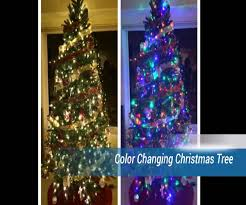 color changing led christmas lights best images collections hd