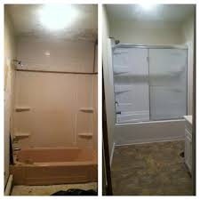 before and after bathroom remodels on a budget hgtv before after