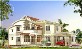 389 square yard luxury villa kerala home design and floor plans