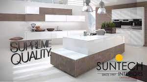 modular kitchen and interiors by architects suntech interiors