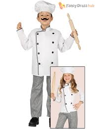 chef costume kids master chef costume boys career play fancy