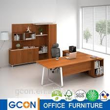 bureau du directeur grand directeur table design de haute technologie exécutif bureau