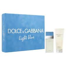 dolce and gabbana light blue 25ml price buy d g light blue 25ml edt spray 50ml body cream gift set from