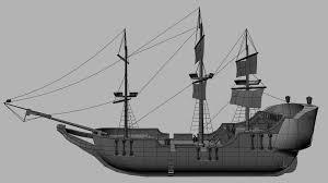 fyp pirate ship u2014 polycount