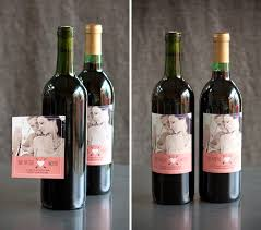 How To Decorate A Wine Bottle Diy Tips How To Center A Bottle Label Weddings Ideas From Evermine