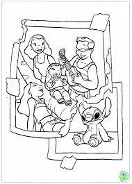 lilo stitch coloring dinokids org