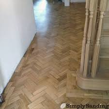 reclaimed parquet flooring essex
