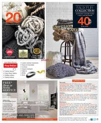 Home Decor Stores Montreal Fabricville Home Decor Flyer September 26 To October 9