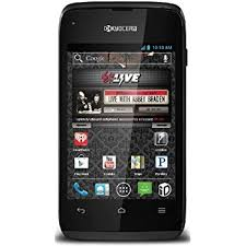 kyocera android kyocera event prepaid android phone mobile