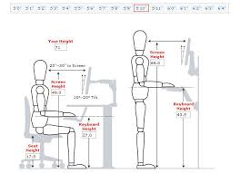 Average Chair Height What Is Standard Computer Desk Height 28 Images What Is
