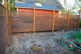 Backyard Fence Styles by Classy Backyard Fence Ideas Along With Backyard Fence Ideas Home