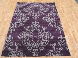 Purple Area Rugs Purple Area Rugs The Home Depot With Designs 18 Scarletsrevenge