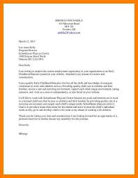 cover letter for preschool teacher lukex co