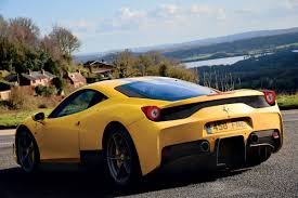 Ferrari 458 Drifting - ferrari 458 speciale sold out it u0027s replacement u2013 the new 488gtb