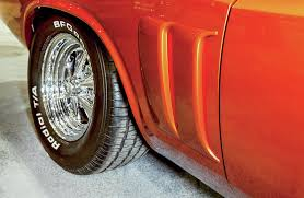 Dodge Challenger Tire Size - the mopars of sema rod network