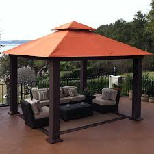 Patio Gazebo Patio Gazebos And Canopies Seville Gazebo Gazebos Patio