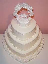 Heart Wedding Cake ø Wedding Cakes Toronto Mississauga