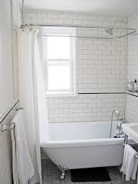 Tiling A Bathtub Shower Surround Best 25 Clawfoot Tub Shower Ideas On Pinterest Clawfoot Tub