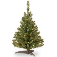 buy 3 foot lighted tree from bed bath beyond